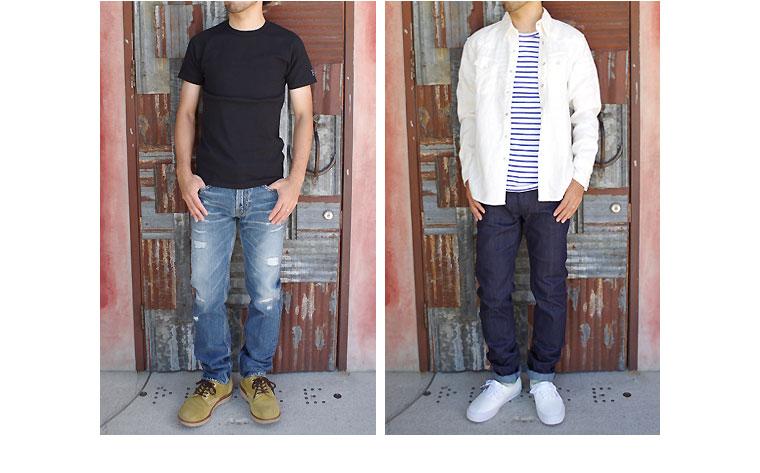 ストレッチフライスのシンプルなデザインは、シャツやカーディガンなどとの重ね着にもご利用いただける万能さも魅力です。