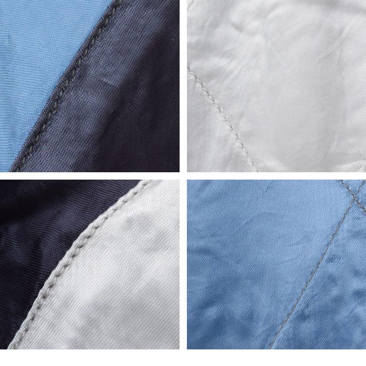 【メンズ】ブルーブルー(BLUE BLUE)2016年秋冬モデル アンカーBLUE BLUEスカジャン 700057873のディテール詳細画像18