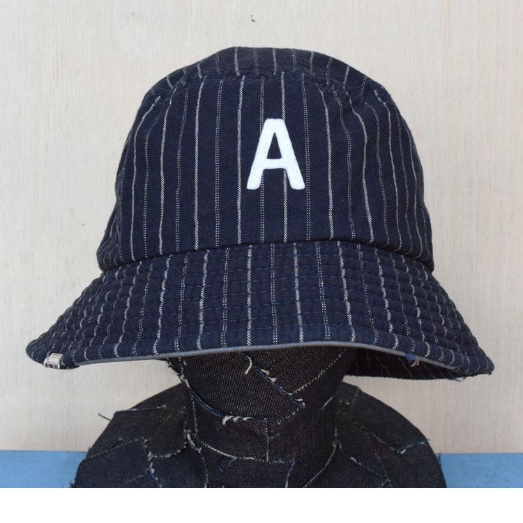 【雑貨・小物】デコ(DECHO)2016年春夏モデル BEAT INITIAL HAT STRIPEandc-025のディテール詳細画像1