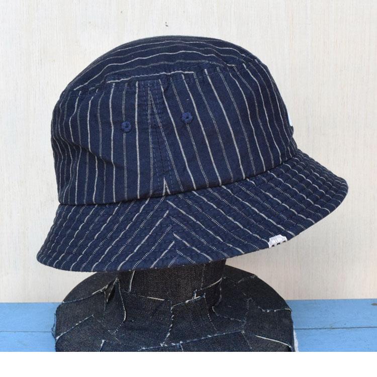 【雑貨・小物】デコ(DECHO)2016年春夏モデル BEAT INITIAL HAT STRIPEandc-025のディテール詳細画像2