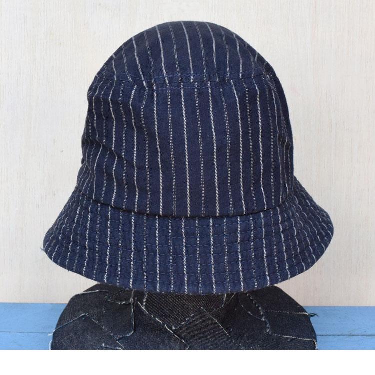 【雑貨・小物】デコ(DECHO)2016年春夏モデル BEAT INITIAL HAT STRIPEandc-025のディテール詳細画像3