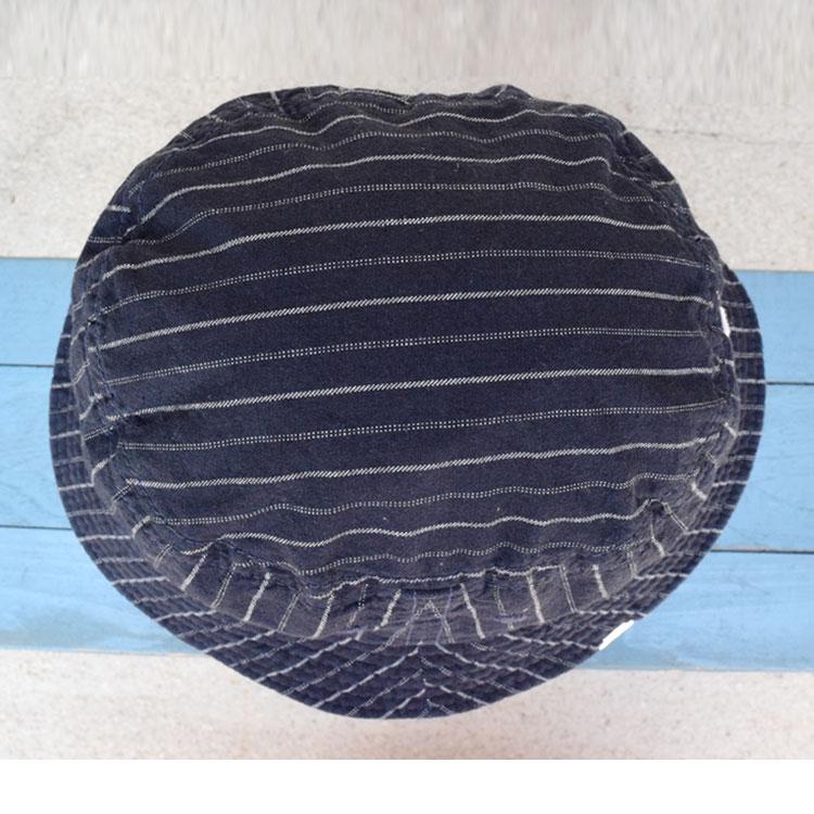 【雑貨・小物】デコ(DECHO)2016年春夏モデル BEAT INITIAL HAT STRIPEandc-025のディテール詳細画像4