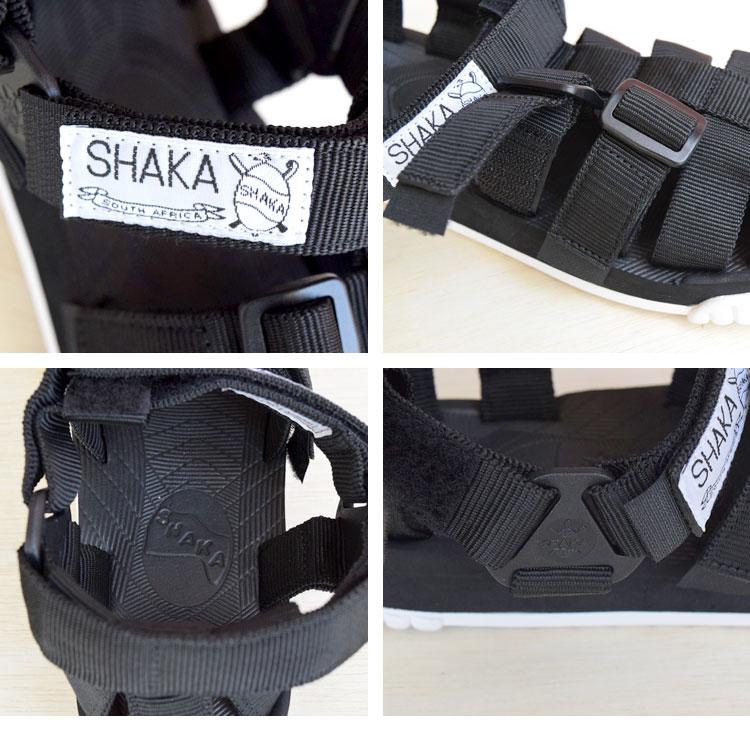 【サンダル】シャカ(SHAKA)2016春夏モデル ハイカー (HIKER)  SK043023のディテール詳細画像5