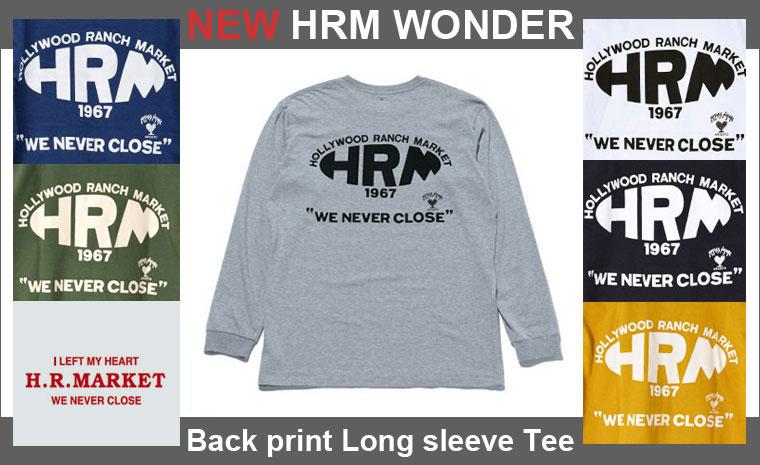 HRM WONDER LS