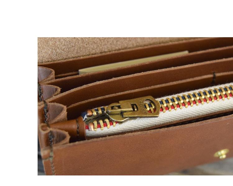 【小物・雑貨】スロウ (SLOW) トスカーナ (toscana)  long wallet 333s00aのイメージ画像