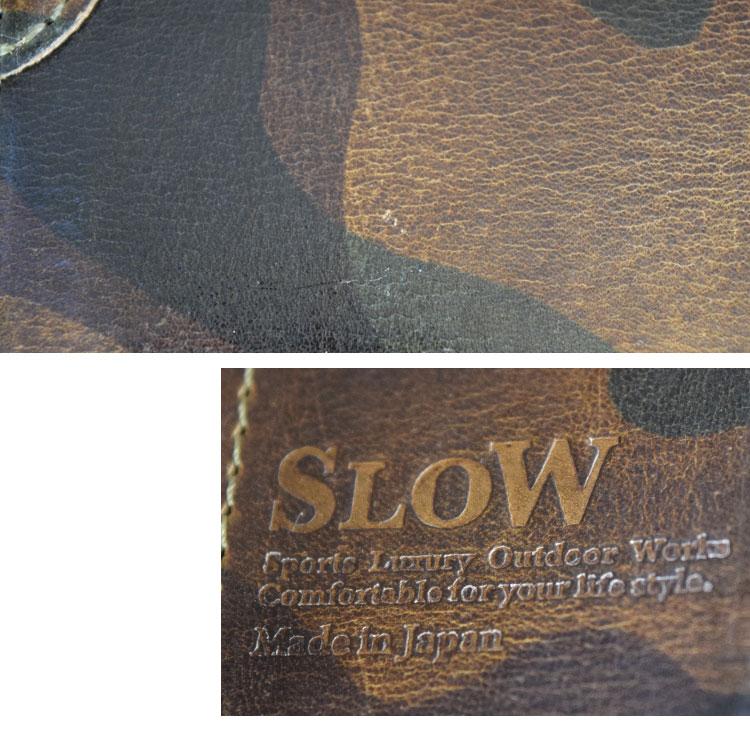 【【小物・雑貨】スロウ (SLOW) モンタナ (montana) 2016春夏モデル ラウンドジップキーケース 333S55Eのマテリアル画像2