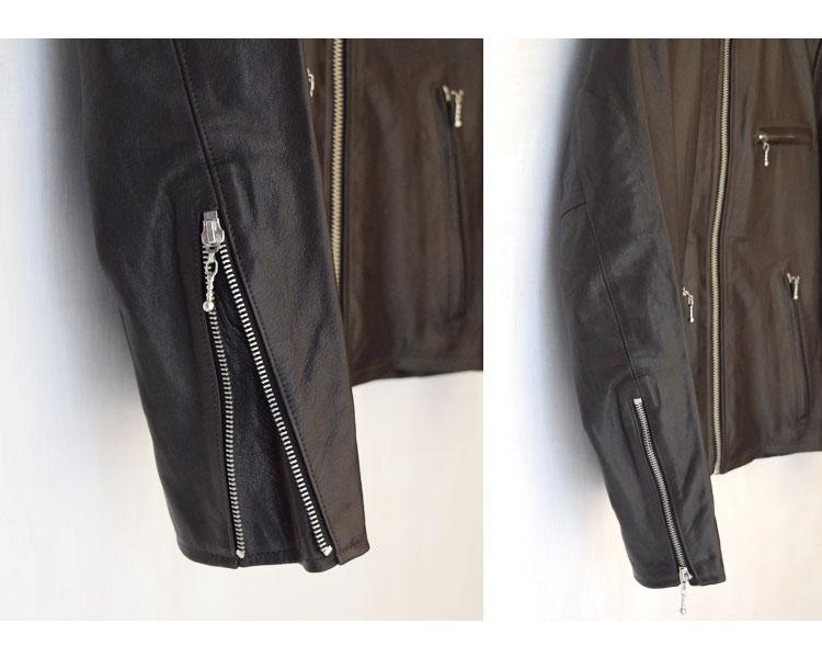 ガイジンメイド(GAIJIN MADE)2017年秋冬モデル  ゴートジップジャケット ディテール画像10