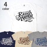 画像: HOLLYWOOD RANCH MARKET オールドスクエアロゴ Tシャツ
