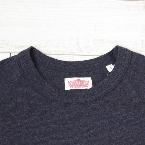 画像2: HOLLYWOOD RANCH MARKET 『ストレッチフライス ショートスリーヴTシャツ カラー:D GREY』 (2)