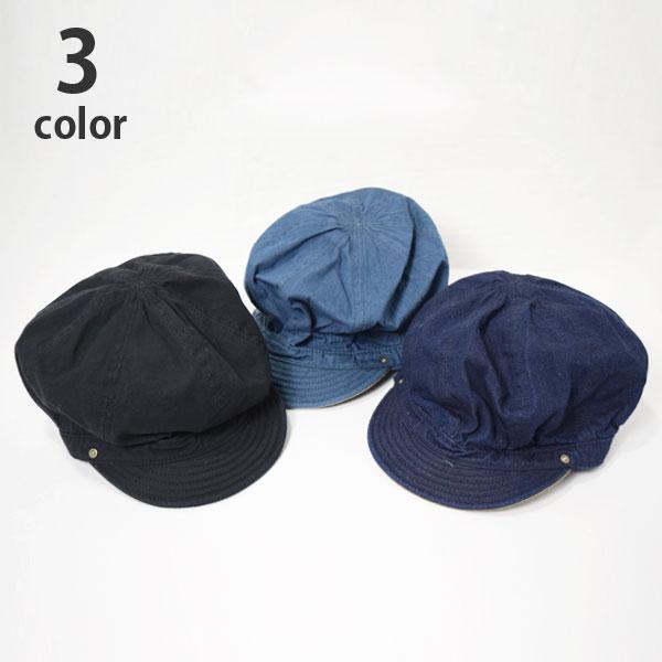 画像1: 【再入荷】DECHO 『BIKERS CAP』  (1)