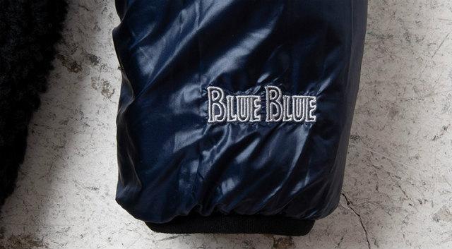 画像: 【レディース】マーモット・ブルーブルー(MARMOT・BLUE BLUE)MARMOT・BLUE BLUE リバーシブルウォームボアパーカウイメンズ