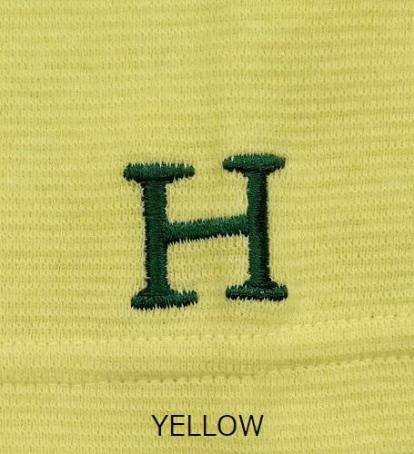 画像2: ハリウッドランチマーケット 『ストレッチフライス ハーフスリーヴTシャツ カラー:YELLOW』SFYO (2)