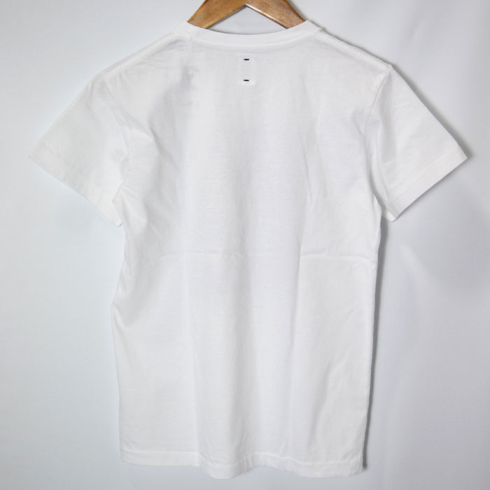 画像3: 【メンズ】ハリウッドランチマーケット(HOLLYWOOD RANCH MARKET)LOVE PEACE FLAG Tシャツ (3)