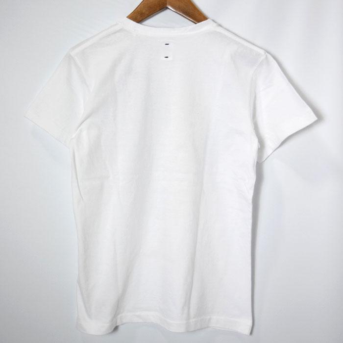 画像3: 【メンズ】ハリウッドランチマーケット(HOLLYWOOD RANCH MARKET)グラデーション ARIGATO Tシャツ (3)