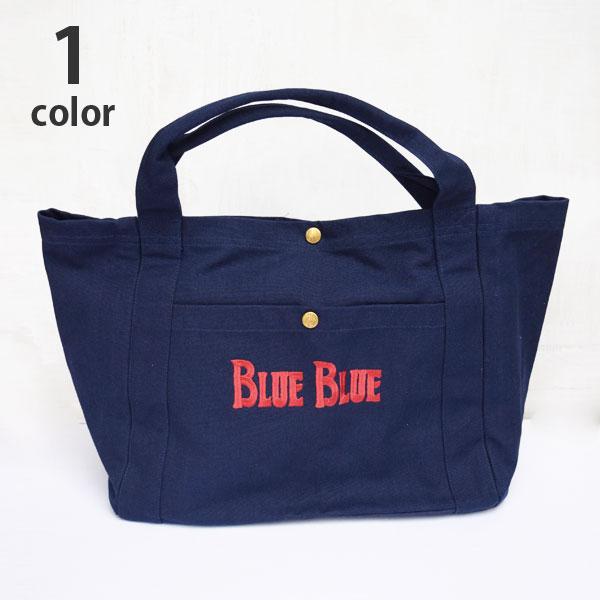 画像1: 【小物・雑貨】ブルーブルー(BLUE BLUE)BBアンカーキャンバスバッグL (アンカーバッグ) (1)
