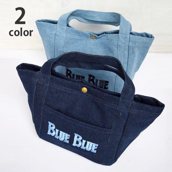 画像1: 【再入荷】【小物・雑貨】ブルーブルー(BLUE BLUE) BLUE BLUE アンカーデニムバッグS (アンカーバッグ) (1)