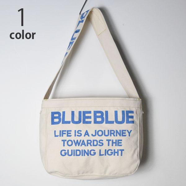 画像1: 【小物・雑貨】ブルーブルー(BLUE BLUE)2018年秋冬モデル ブルーブルー ニュースペーパーバッグ (1)