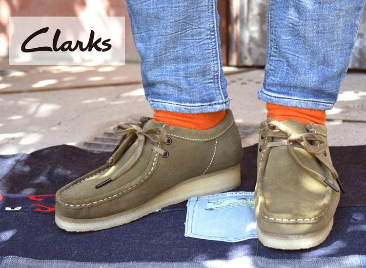 画像2: Clarks WALLABEE (2)