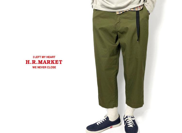 画像2: 【メンズ】ハリウッドランチマーケット(HOLLYWOOD RANCH MARKET)ベンタイル Giテックパンツ (2)