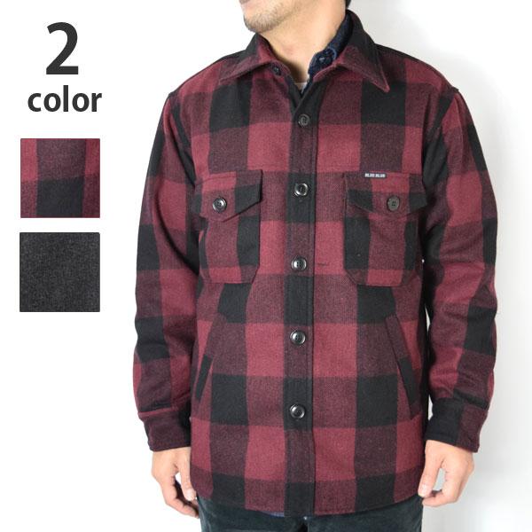 画像1: BLUE BLUE ユーティリティシャツジャケット (1)