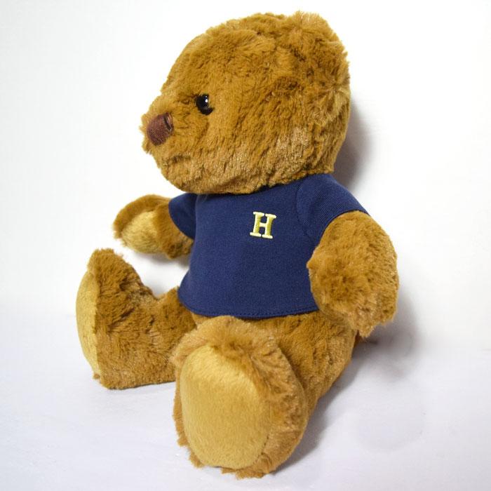 画像3: 【雑貨・小物】エイチアールリメイク(H.R.REMAKE)HRR H エンブロイダリーTシャツ BEAR M (3)