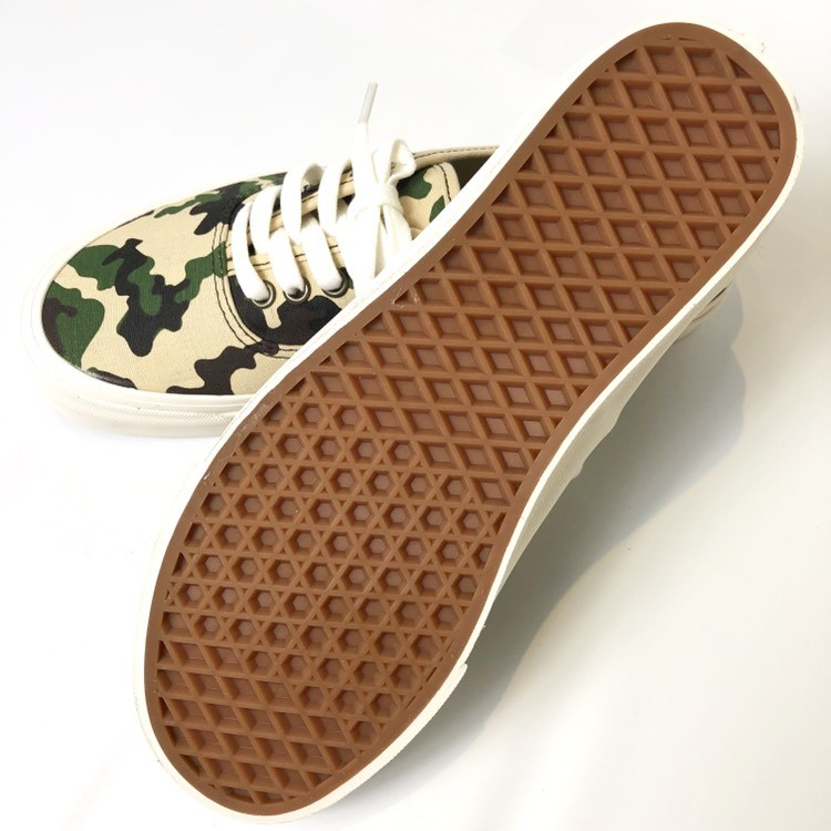 画像5: 【スニーカー】 VANS(バンズ/ヴァンズ) AUTHENTIC 44 DX (ANAHEIM FACTORY) OG CAMO (5)