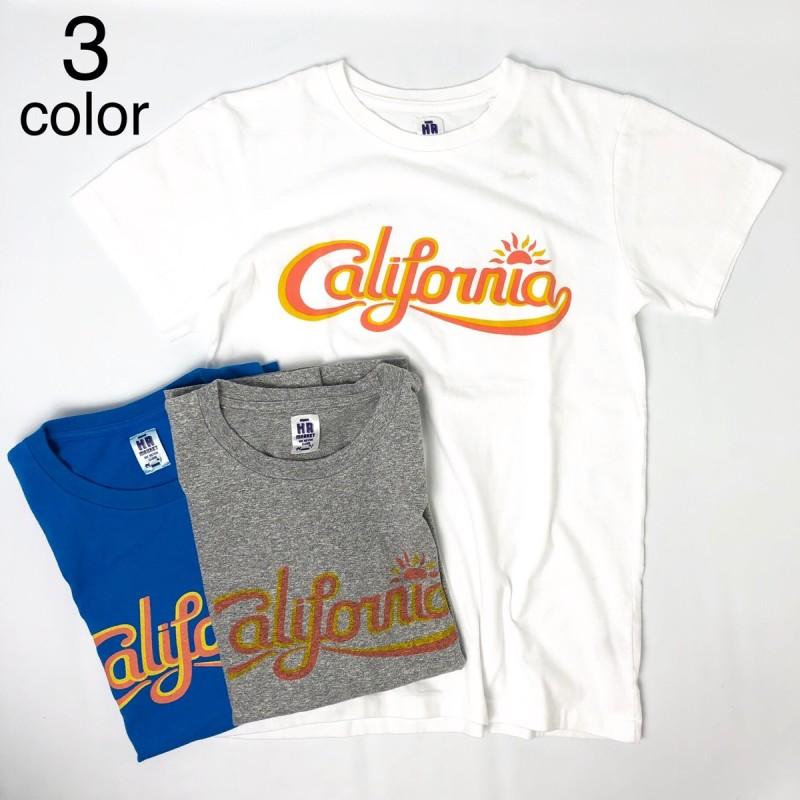 画像1: 【メンズ】ハリウッドランチマーケット(HOLLYWOOD RANCH MARKET )CALIFORNIA SUN Tシャツ (1)