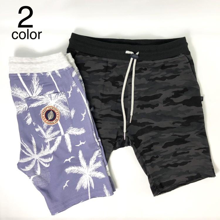 画像1: 【メンズ】スイートパンツ(SWEET PANTS )SWEET PANTS カモショーツ (1)