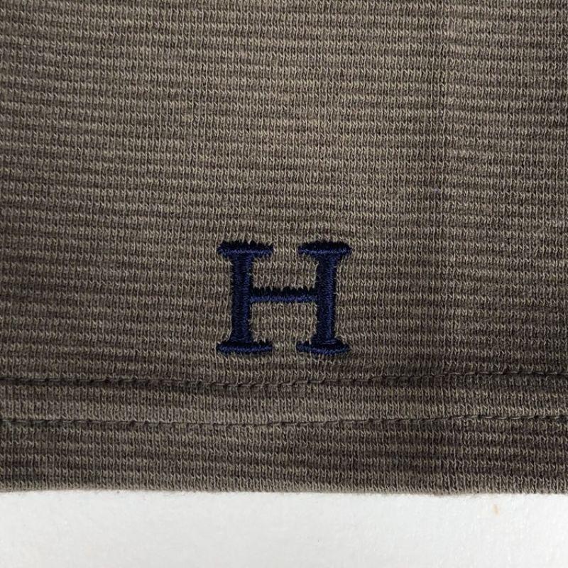 画像3: ハリウッドランチマーケット 『ストレッチフライス レディース ボートネック ハーフスリーブTシャツ カラー:OLIVE』 (3)