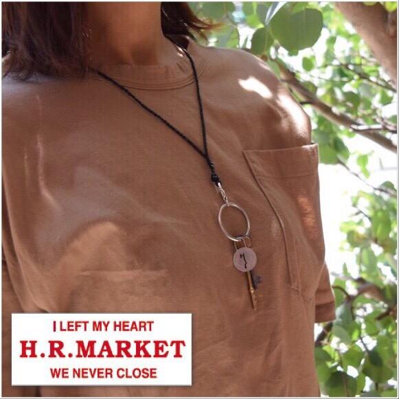 画像2: 【小物・雑貨】ハリウッドランチマーケット(HOLLYWOOD RANCH MARKET)キーネックレス (2)