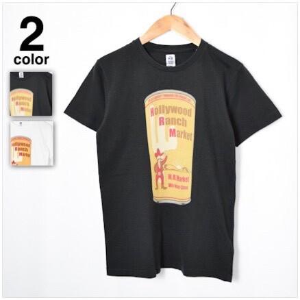 画像1: 【メンズ】ハリウッドランチマーケット(HOLLYWOOD RANCH MARKET)MEXICAN CAN ショートスリーブTシャツ (1)