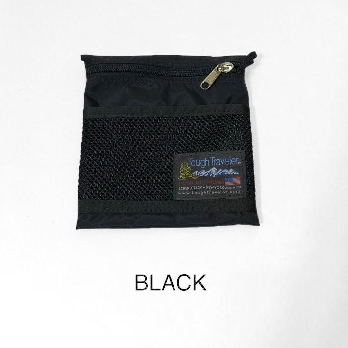 画像2: 【小物・雑貨】タフ トラベラー(Tough Traveler) Large Pouch With Mesh Pocket (2)